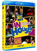WWE: The Best Of In Your House (Blu-Ray) FHEBWWE015