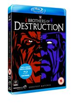 WWE: Brothers Of Destruction - Greatest Matches (Blu-ray) FHEBWWE055