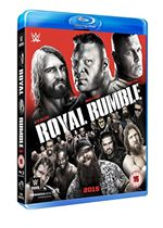 WWE: Royal Rumble 2015 (Blu-ray) FHEBWWE078