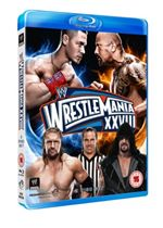 WWE: Wrestlemania 28 [Blu-ray] FHEBWWE500