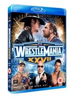 WWE: Wrestlemania 27 [Blu-ray] FHEBWWE527