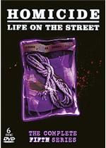 Homicide - Life On The Street: The Complete Ser. FHED2229