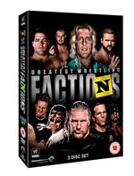 WWE Presents Wrestling's Greatest Factions FHEDWWE046