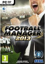 Football Manager 2013 (PC)