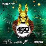 Dan Stone & Ferry Tale, Mohamed Ragab Various Mixed By Aly & Fila - Future Sound Of Egypt 450 (Music CD cover