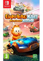 Click to view product details and reviews for Garfield Kart Furious Racing Nintendo Switch.