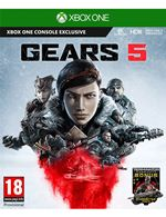 Click to view product details and reviews for Gears 5 Xbox One.