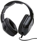 Image of Gioteck HC-2 Wired Stereo Headset with Adjustable Mic Boom for Sony PS4/Microsoft Xbox One/PC/Mobile - Black (HC2UNI-12-MU)