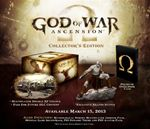 God of War : Ascension édition collector (PS3)