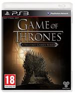 Game of Thrones  A Telltale Game Series  Season 1 (PS3)