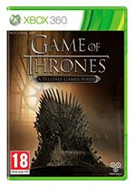 Game of Thrones  A Telltale Game Series  Season 1 (Xbox 360)