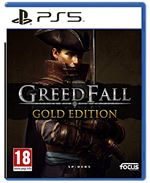 Greedfall: Gold Edition (PS5)