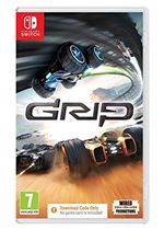 Image of GRIP Combat Racing Nintendo Switch Game [Download Code In A Box]