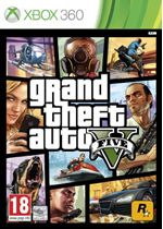 Image of Grand Theft Auto 5 (GTA V) [Xbox 360]