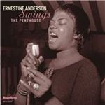 Ernestine Anderson  Ernestine Anderson Swings the Penthouse (Music CD)