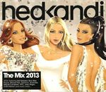 Various Artists  Hed Kandi (The Mix 2013) (Music CD)