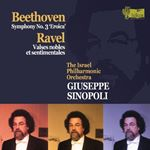 Beethoven: Symphony No. 3 Eroica; Ravel: Valses Nobles et Sentimentales (Music CD)