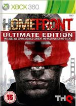 Homefront édition ultimate (xbox 360)