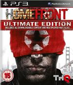 Homefront édition ultimate (PS3)