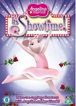 Angelina Ballerina - It\'s Showtime