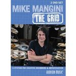 Mike Mangini - The Grid (A System For Creative Drumming And Improvisation/+2DVD) cover