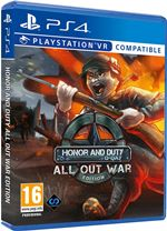 Honor And Duty All Out War Edition Psvr Ps4