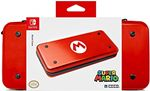 HORI Alumi Protective Metal Carrying Case with Game Card Storage - Mario (Nintendo Switch)