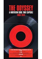 Various Artists  The Odyssey (A Nothern Soul Time Capsule 19682014) (Music CD)