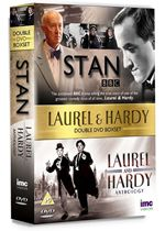 Stan  The Story of Laurel & Hardy  Laurel & Hardy Anthology  Double DVD Box Set