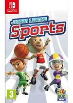 Junior League Sports Collection Nintendo Switch