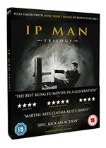 IP Man Trilogy: Limited Edition Steelbook Boxset