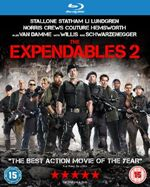 The Expendables 2 (Blu-Ray) LGB94967