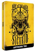 Sicario (Limited Edition Steelbook)