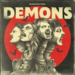 Image of Dahmers (The) - Demons (Music CD)