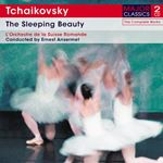 Tchaikovsky  Sleeping Beauty (Music CD)