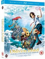 Oblivion Island  Haruka And The Magic Mirror (BluRay)