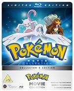 Pokemon Movie 1-3 Collectionw