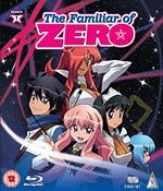 The Familiar Of Zero: Series 1 Collection [Blu-ray] MBR7098