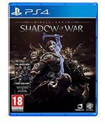 Image of Middle Earth Shadow of War PS4 Game
