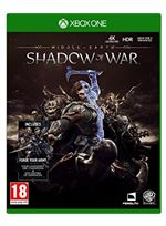 Click to view product details and reviews for Middle Earth Shadow Of War Xbox One.