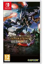 Image of Monster Hunter Generations Ultimate (Nintendo Switch)