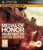 Medal of Honor : Warfighter édition limitée (PS3)