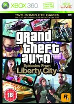 Grand Theft Auto IV  Episodes from Liberty City (XBox 360)