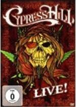 Cypress Hill - Live! (+DVD) [DVD Audio] cover