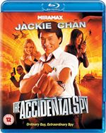 The Accidental Spy (Blu-Ray) MIROPBD2153