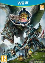 Monster Hunter 3 - Ultimate (Wii U)
