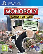 Image of Hasbro Monopoly Family Fun Pack PS4 Game