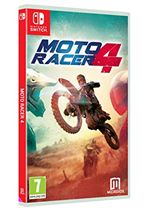 Click to view product details and reviews for Moto Racer 4 Nintendo Switch.