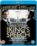 The King's Speech (Blu-ray) MP1015BR