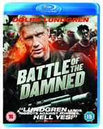 Battle Of The Damned [Blu-ray] MP1216BR